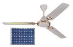 Solar Ceiling Fan by Trident Renewable Energy Pvt. Ltd.