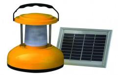 LED Solar Lantern by Electroid India