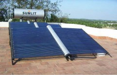 Solar Water Heater by Focusun Energy Systems (Sunlit Group Of Companies)
