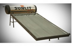 Domestic Solar Heater by Focusun Energy Systems (Sunlit Group Of Companies)