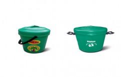 Household Bucket by Ajmera Agency