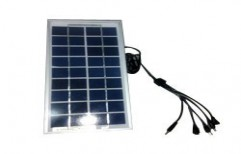 Multi Pin Solar Mobile Charger by Trident Renewable Energy Pvt. Ltd.