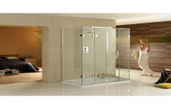 Frameless Shower Cubicle by Birkan Engineering Industries Private Limited