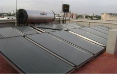 Thermal Solar Water Heater by Focusun Energy Systems (Sunlit Group Of Companies)