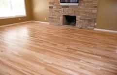 Wooden Flooring by Ajmera Agency