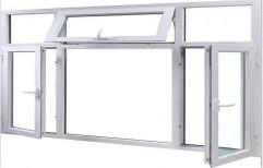 Aluminium Casement Window by AK Interiors