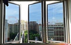 Aluminium Casement Window by Pro Consultant