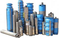 Borewell Submersible Pump by Ushkav Enterprises
