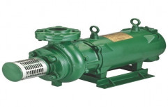 Single Phase CRI Pumps Openwell Submersible Pump, 1 to 3 HP, 2800
