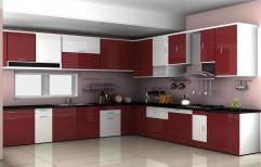 Designer Modular Kitchen by Designer Home Kitchen LLP