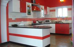 Designer Modular Kitchen by Fashion Interior