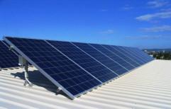 Grid Solar Rooftop System by Manya Associates