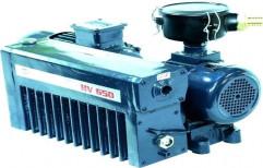 HV 650 - Oil Sealed Vacuum Pumps       by Falcon Vacuum Pumps & Systems
