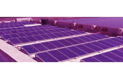 Industrial On Grid Solar RoofTop System by Paras Enterprise