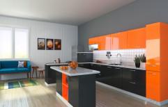 Italian Modular Kitchen by Arhaan Interiors