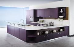 Italian Modular Kitchen by Aspectra Interia Solution
