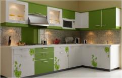 Italian Modular Kitchen by Fab Wood Creations