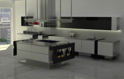 Italian Modular Kitchen by Giriraj Timber