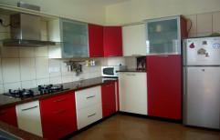Italian Modular Kitchen by J Sun Decors