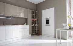 Italian Modular Kitchen by Jain Brothers & Co.