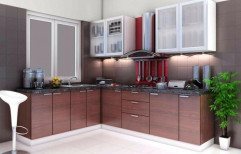 Italian Modular Kitchen by K. M. Enterprises