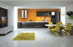 Italian Modular Kitchen by Krity Acoustics