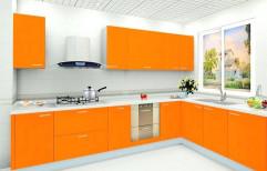 Italian Modular Kitchen by New Modern Interiors