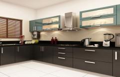 Italian Modular Kitchen by Rethin Interior Decorator