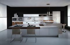 Italian Modular Kitchen by Rime Interio Private Limited