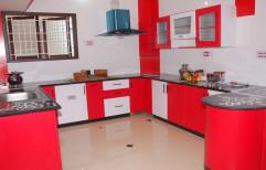 Italian Modular Kitchen by Shri Vishwakarma Modulars
