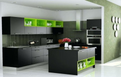 Italian Modular Kitchen by SK Enterprises