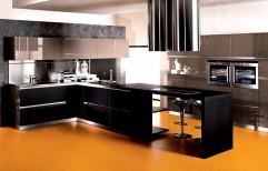 Italian Modular Kitchen by Spacio Interior