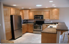 Italian Modular Kitchen by Urban Upgrade Interiors( Unit Of Couture Upgrade Interiors (OPC) Private Limited)