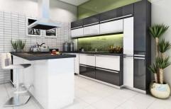 Italian Modular Kitchen by Vcreate Interiors