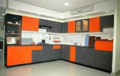 Modular Kitchen by T. D. N Interrior
