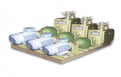 Oil Sealed Rotary High Vacuum Pumps     by Everest Pumps & Systems