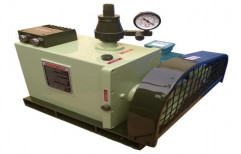 Promivac Oil Sealed Rotary High Vacuum Pumps     by Promivac Engineers