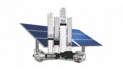 AC 5 HP Solar Submersible Water Pump
