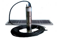 Solar Submersible Water Pump by Belgave Dealer & Distributorship Private Limited