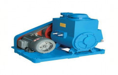 Two Stage Rotary Vacuum Pump   by INDIA VACUUM TECHNOLOGY
