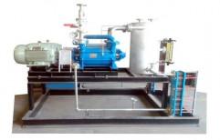 Vacuum Pump - Close Loop Seal Water Package by Meekaj Techno App Services