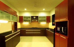 Wooden Modular Kitchen by Apricot Inex System Private Limited