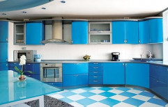 Kube Steel Kitchen      by Kube Innovations