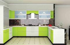 Laminate Modular Kitchen by S.K. Modular