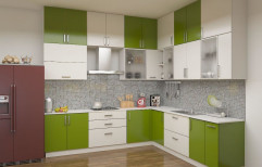 Modular Kitchen by Noor Modular Furnitures