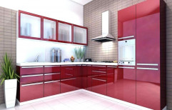 Modular Kitchen by Sai Modular Systems