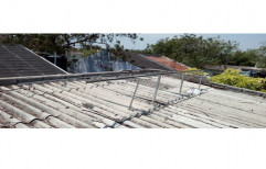 Aluminium Roof  Structure by Sunloop Energy