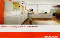 BLUM Kitchens      by Venus Agencies
