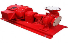 Fire Pump, Max Flow Rate: 1250 Gpm