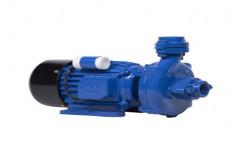 Single Phase Front Suction Regenerative Self Priming Pump, 0.5 HP